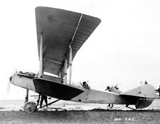 """1916 Curtiss Type R Airplane Vintage Old Photo 8.5"""" x 11"""" Reprint"""