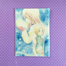 "New Doujinshi: Final Fantasy Ix 9 Ff9 ""Weiches Licht"" Zidane x Garnet Japan"