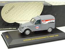 Ixo 1/43 - Citroen 2CV Furgoneta Esso 1959