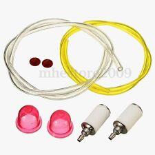 Fuel Line Hose Filter Primer Bulb For Poulan 530058709 Craftsman Weedeater