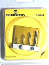 Bergeon 30464 Watch  Hand Hole Size Gauge Watchmakers Tool  Genuine Swiss Made