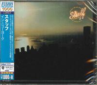 STUFF-LIVE IN NEW YORK-JAPAN CD Ltd/Ed B63