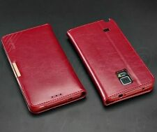 Leather Mobile Phone Bumpers for Samsung Galaxy Note
