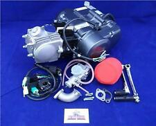 New Lifan 110cc 4 Speed Manual Pit Bike Engine Full Package