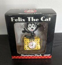 Fantasma Felix The Cat Miniature Clock by Determined Productions EL49