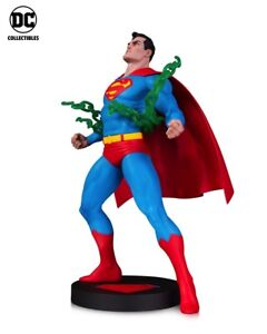 DC Designer Series Neal Adams Superman Statue. New In Box