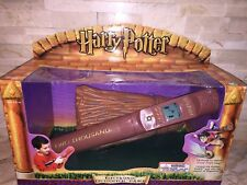 HARRY POTTER ELECTRONIC QUIDDITCH GAME BROOM