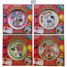 Dog Birthday Cake Hatchwells Crunchy Biscuit Puppy Treat Gift Doggy Sweet