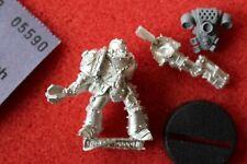 Warhammer 40k Space Marines Marine Veterans Metal WH40K Sergeant Sternguard F
