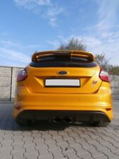 REAR VALANCE RS'15 LOOK FORD FOCUS MK3 ST PREFACE + REFLECTIVE LIGHTS