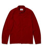 Albam cordWainers Shirt RED mens Clothing UK Size S *REF160