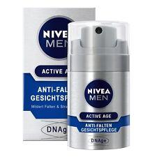 german NIVEA MEN Active Age Anti-Falten Gesichtspflege DNAge 50ml Anti-Age