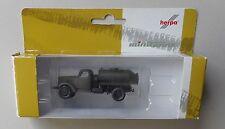 ZIL 164 TRUCK w TANK HERPA 1/87 Plastic Miniature HO Scale