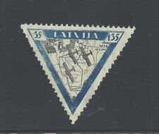 LATVIA 1933 AIR CHARITY 35-135s. PERF 11½ MINT NEVER HINGED  SG 242A  (#3)