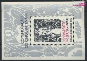 Brasilien Block29 (kompl.Ausg.) postfrisch 1972 Moderne Kunst (9157984