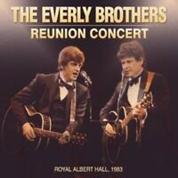 The Everly Brothers - Reunion Concert Royal Albert Hall 1983 2CD NEW/SEALED