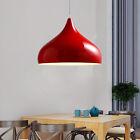 Kitchen Pendant Light Red Chandelier Lighting Bar LED Lamp Modern Ceiling Lights