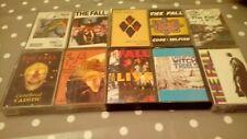 The Fall 10 cassette mixed lot Mark E Smith