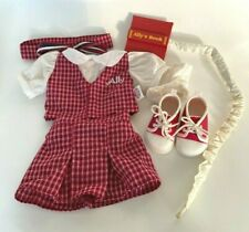 Vintage Amazing Ally Let's Play School Outfit