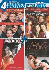 Essential Movies of The 80s 0628261119493 DVD Region 1