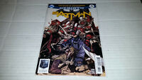 DC Universe Rebirth Batman # 34 Cover 1 (2018, DC) 1st Print