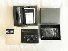 Leica M7 0.72 35mm Black, Opened , UNUSED  mint