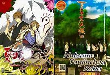 Natsume Yuujinchou (Season 1 2 3 4 5 6 + 2 OVA) ~ 6-DVD SET ~ English Subtitle ~