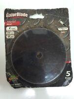 """GATOR BLADE 4"""" METAL 15PCS 9427 (LL1709)"""