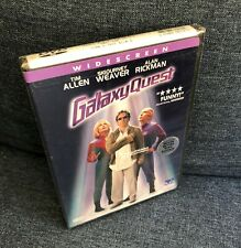 Galaxy Quest (Dvd, 2000, Widescreen) Brand New - Sealed