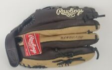"Rawlings RENEGADE Leather Shell 13"" Baseball Glove R130 Left Hand Thrower ECBE29"