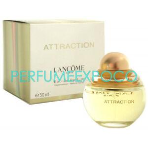 LANCOME ATTRACTION Women Perfume 1.7oz-50ml EDP Spr RARE & DISCONTINUED (BS30