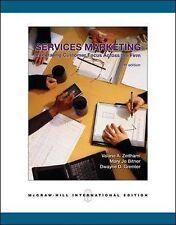 Services Marketing by Mary Jo Bitner, Dwayne D. Gremler, Valarie A. Zeithaml