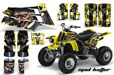 Yamaha Banshee 350 AMR Racing Graphics Sticker Kits 87-05 Quad ATV Decals MH BY