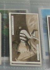 #24 Bobby Jones horse racing - 1925 cigarette card