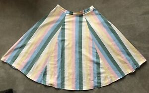 Collectif Flared Skirt Size 12