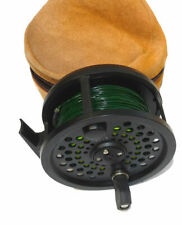 Scientific Anglers System 2 11-12 alloy salmon fly reel with 9-11 line & case
