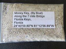 Florida Money Key (By Boat) Along The 7 Mile Bridge