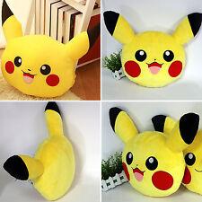 35CM Pokemon Go Cute Pikachu Pillow Pet Plush Cushion Doll Stuffed Animal Toys