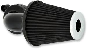 Arlen Ness 81-039 Monster Sucker Air Cleaner Kits Black