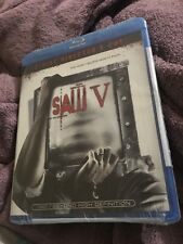 Saw V Blu-ray Disc