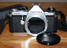 Pentax ME 35mm SLR Film Camera - Body Only - Mirror stuck