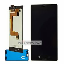 For Sony Xperia M4 Aqua E2303 Black LCD Touch Display Screen Digitizer Assembly