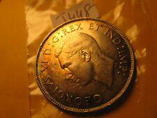 Canada 1944 50 Cent Silver Coin IDJ448.