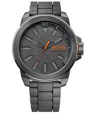 Hugo Boss Orange Quartz Analog Grey Dial Men's Watch 1513005