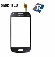 Touch Screen Vetro Vetrino Samsung Galaxy CORE PLUS SM-G350 G3500 DUOS BLU SCURO