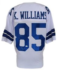 65b71d548 Kevin Williams Signed Cowboys Pro-Style Jersey Inscribed