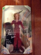 NIB 1999 Fabulous Forties Barbie  Great Fashions of the 20th Century 1940s