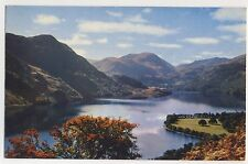 Old Postcard - Autumn Calm Ullswater from Gowbarrow - Unposted 1815