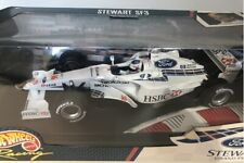 1:18 Hot Wheels Ford Stewart Sf3 RUBENS BARRICHELLO 1999