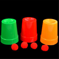 Balls Return Cups Magic Toy Magic Props Magie Tricks Props Magic Show Toys RK
